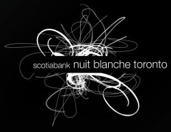 Scotiabank Nuit Blanche Logo